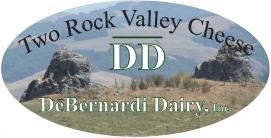 Two Rock Valley Goat Cheese Logo